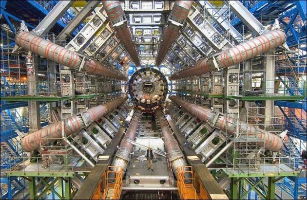 L'intelligenza artificiale entra nei laboratori del CERN