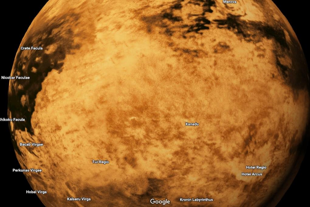 Google Maps ti porta nello Spazio