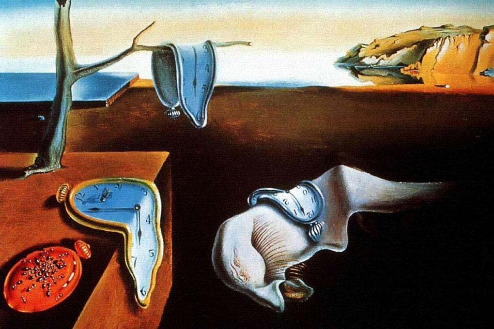 Che cosa ispirò a Dalí gli orologi sciolti?