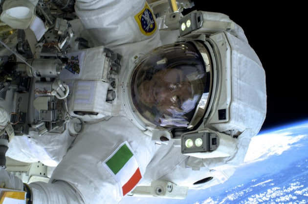 Luca Parmitano torna nello Spazio come comandante della Stazione spaziale internazionale