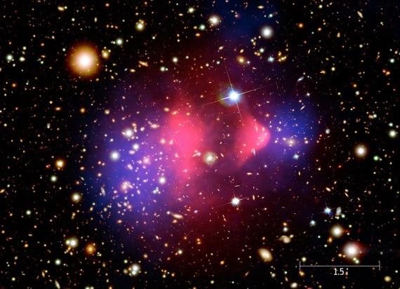 materia oscura, materia ordinaria, energia oscura, universo
