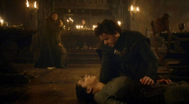 Dietro il Trono di Spade: le nozze rosse Vsi massacri scozzesi