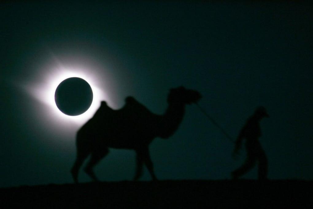 La prima e più antica eclissi solare documentata