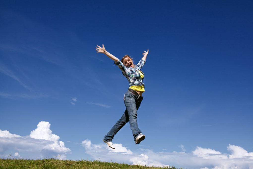 Perché la gioia ci migliora?