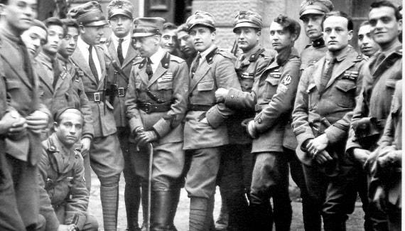 Gabriele D'Annunzio, il Vate, l'impresa di Fiume