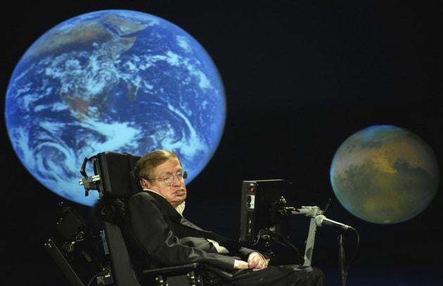 Hawking: il nostro tempo come specie dominante sulla Terra sta per scadere