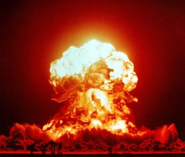 I filmati dei test nucleari americani
