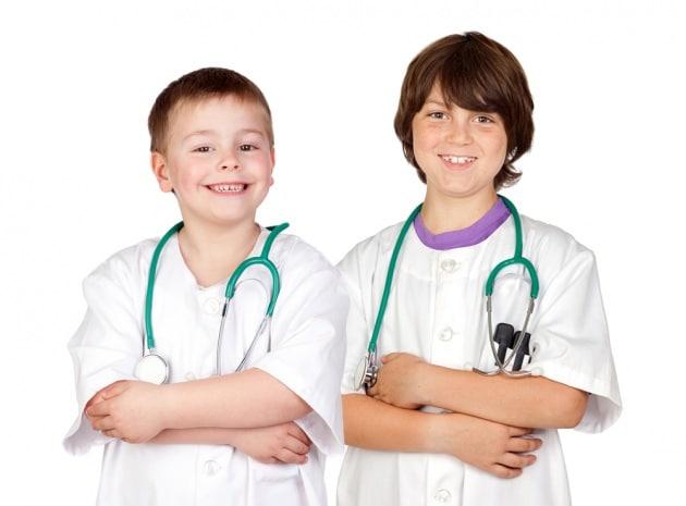 Se l'intervento chirurgico te lo spiega un bambino