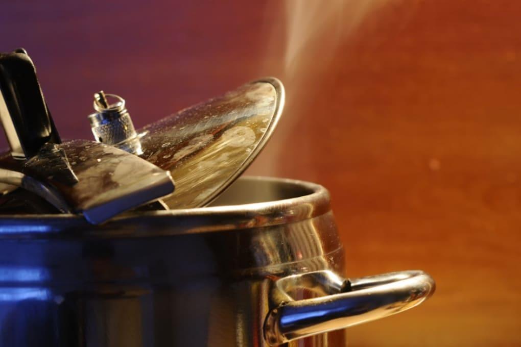 Quando fu inventata la pentola a pressione?