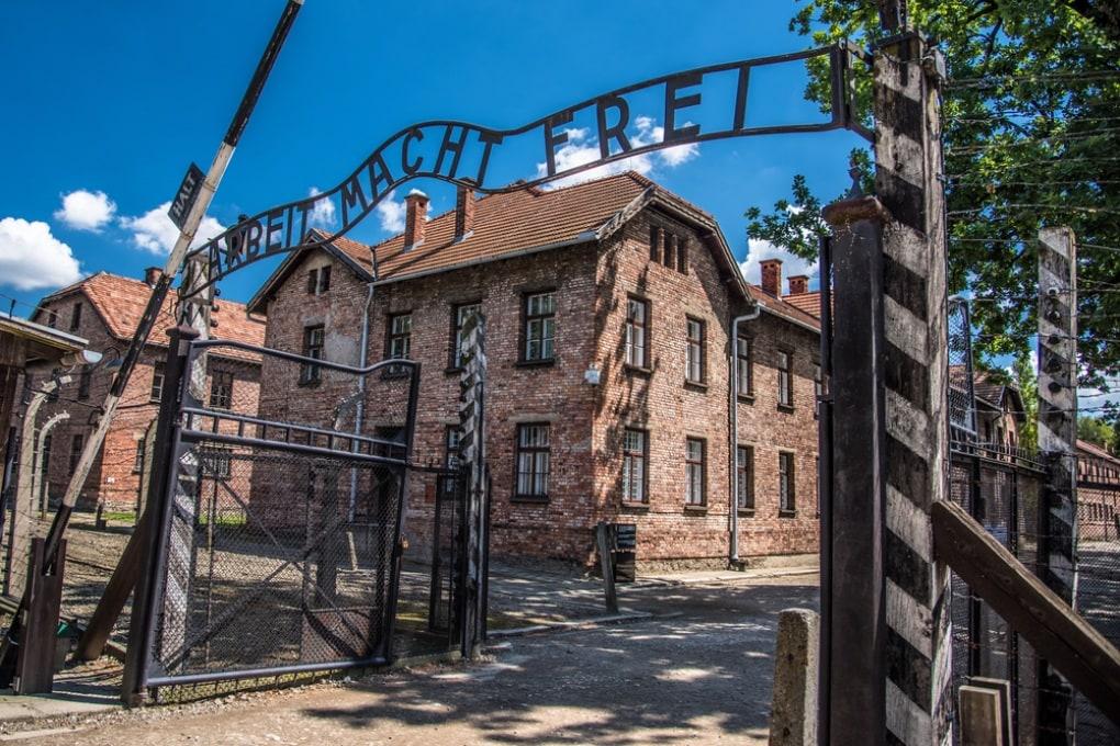 Com'era organizzato il campo di Auschwitz