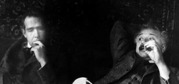 entanglement, Einstein, Niels Bohr, meccanica quantistica, Big Bell Test