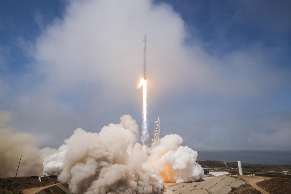 Il Falcon 9 e quel