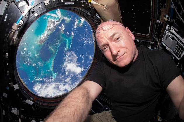 Gli effetti dello Spazio sul corpo di Scott Kelly, durante e dopo la missione sulla ISS