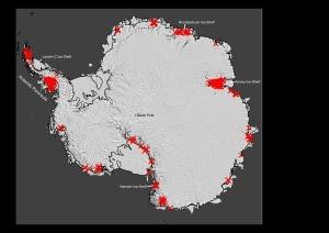 antartide, piattaforma di giaccio, ghiacci, scioglimento dei ghiacci, ghiacci antartici