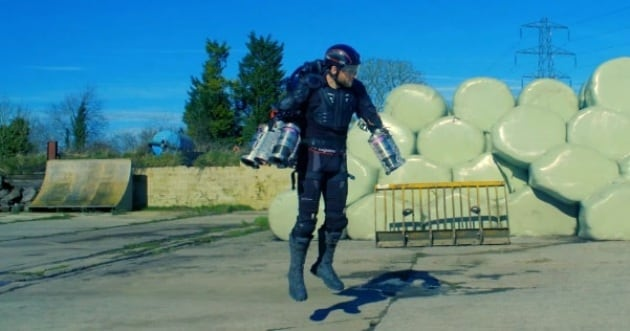 La vera tuta di Iron Man