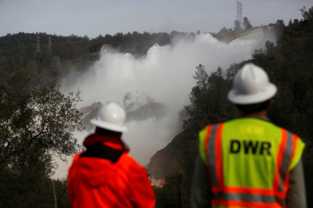 La crisi della diga di Oroville a domande e risposte