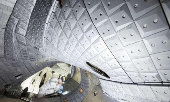 energia, Stellarator Wendelstein 7-X, fusione nucleare, plasma, confinamento magnetico