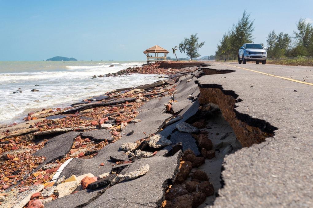 Un terremoto ne chiama un altro dalla parte opposta del mondo