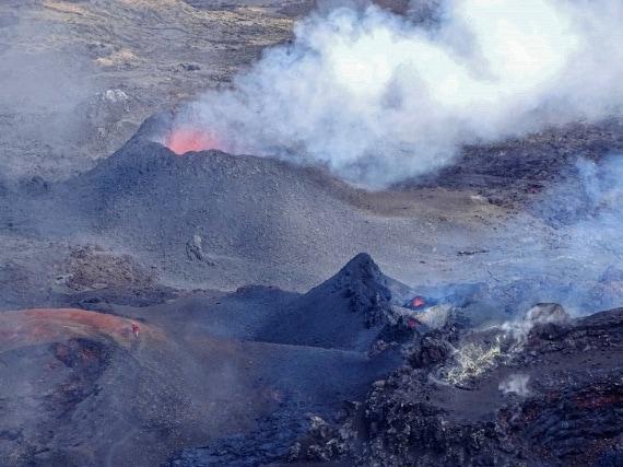 vulcani, terremoti, Vanuatu, Kilauea, Hawaii, Piton del la Fournaise, Cleveland, Pacaya