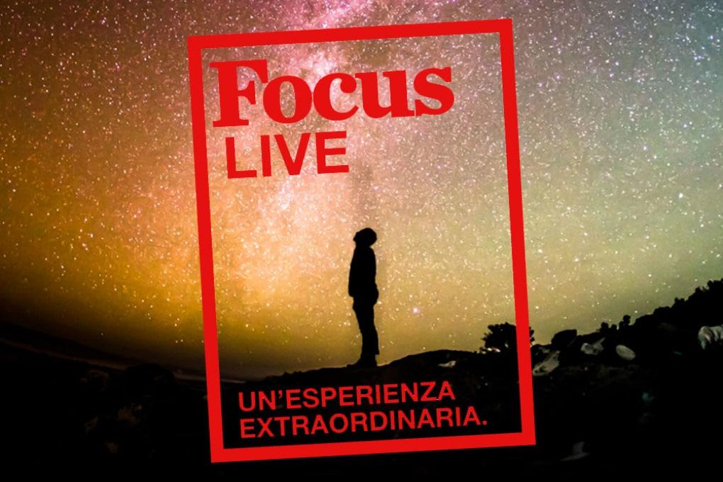 Ci vediamo al Focus Live