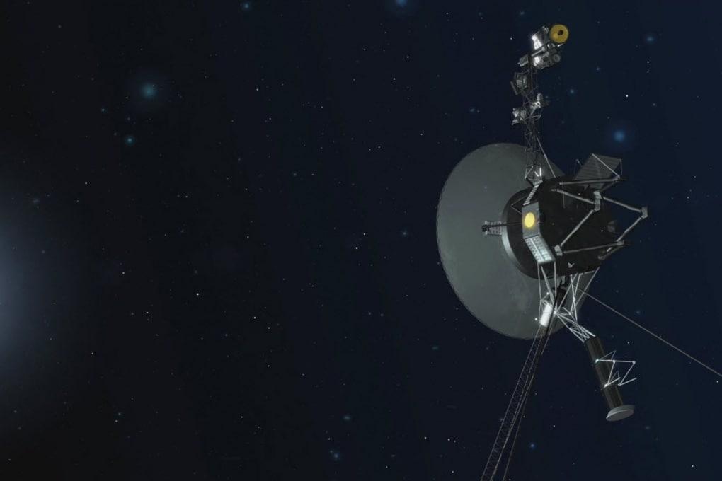 La Voyager 1 ha riacceso i propulsori dopo 37 anni