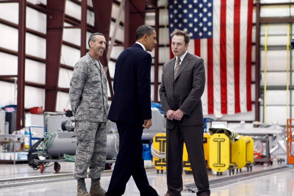 Barack Obama e le tappe del viaggio verso Marte