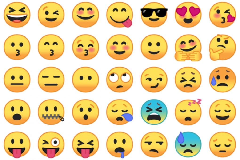 Google dice addio ai blob in favore degli emoji