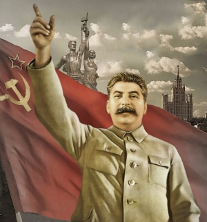 Rudolf Slánský, Stalin