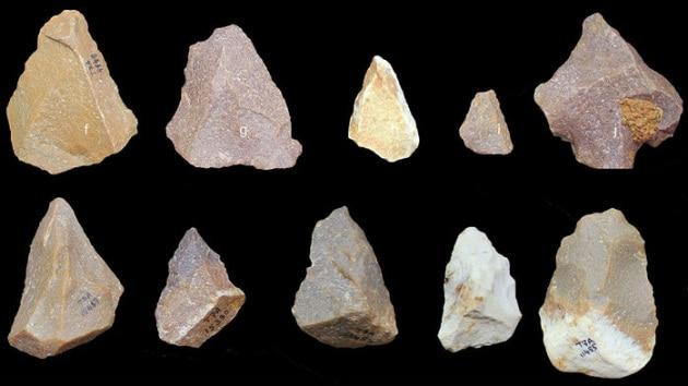 Le punte di pietra in India che potrebbero anticipare l'uscita dei Sapiens dall'Africa