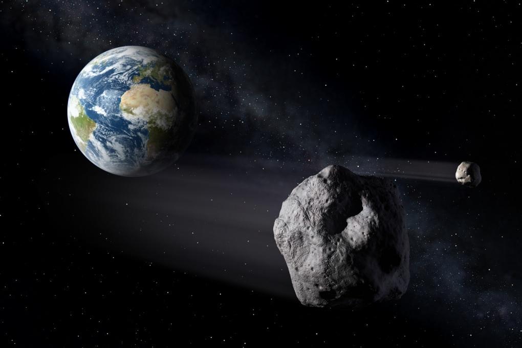 L'asteroide che non ci cadrà addosso