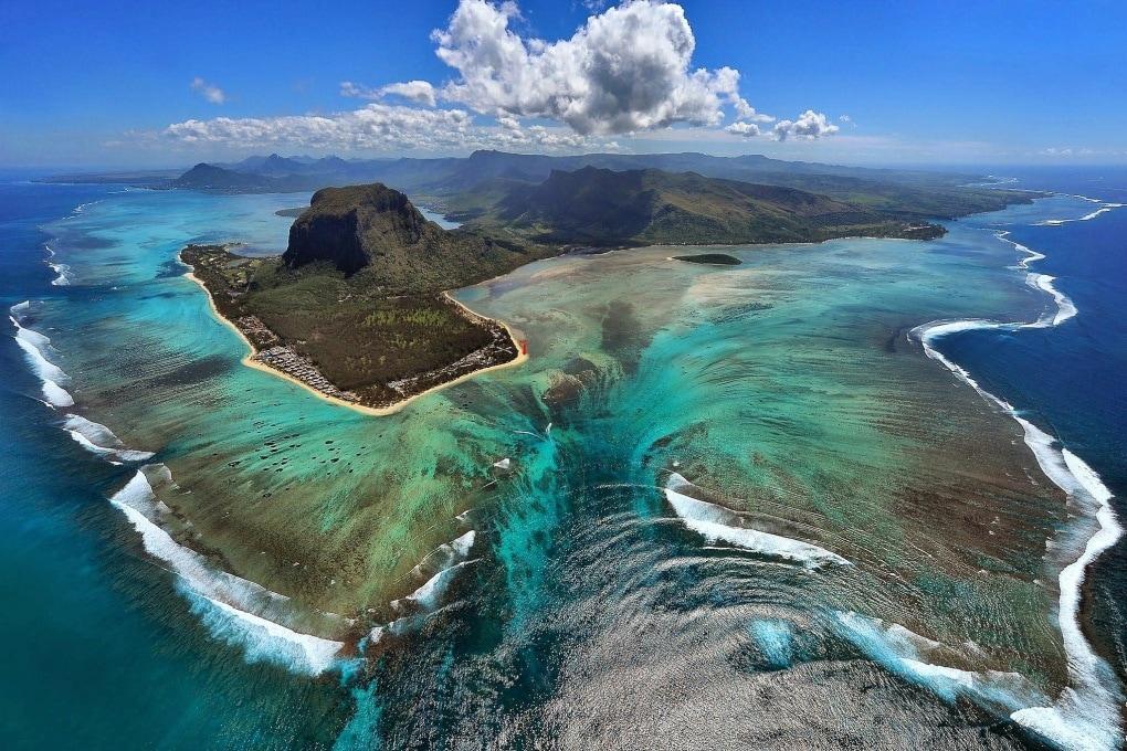 Le tracce di un continente perduto nella zona dell'isola Mauritius