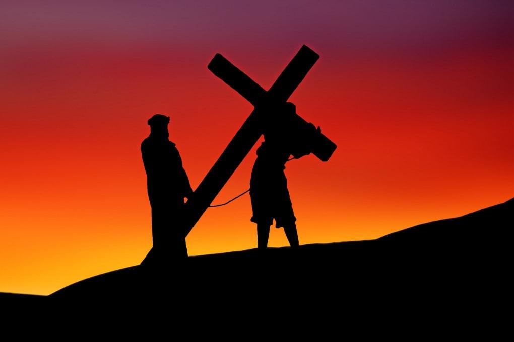 Crocifissione: il secondo caso accertato