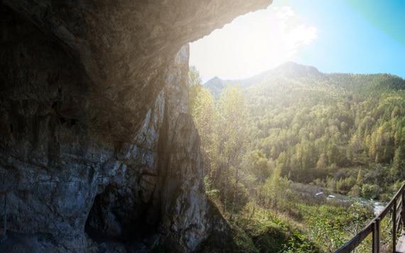 grotte di Denisova, Siberia