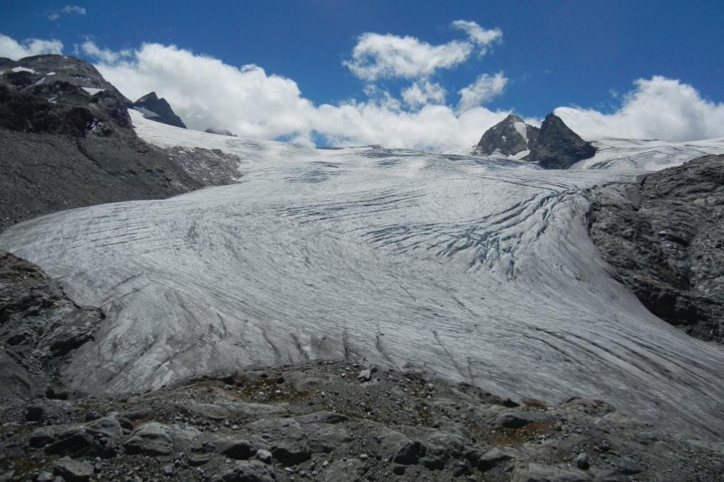 I ghiacciai hanno superato il punto di non ritorno