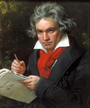 Gioachino Rossini, Ludwig van Beethoven