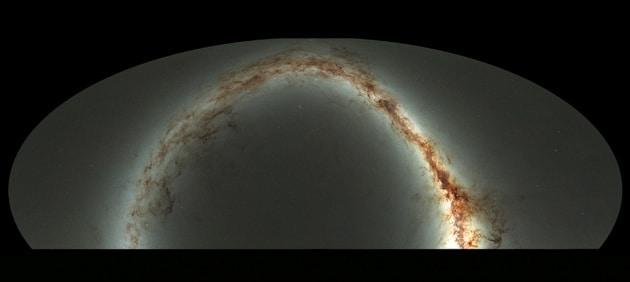 La mappa digitale più completa dell'Universo