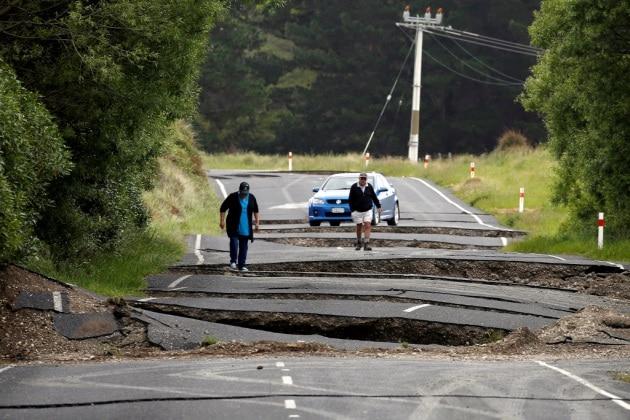 Le anomalie del terremoto in Nuova Zelanda