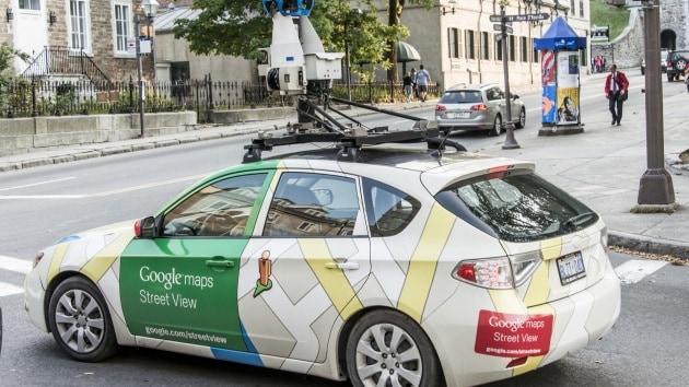 Come da Google Street View si può risalire alle preferenze politiche