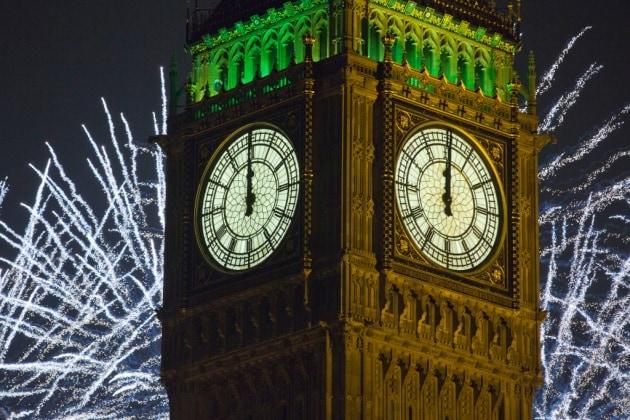Capodanno quest'anno durerà un secondo in più
