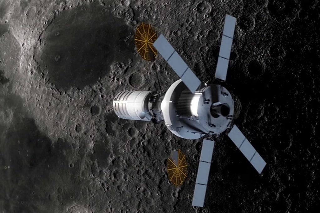Deep Space Gateway: si studia la propulsione dei razzi che andranno verso Marte
