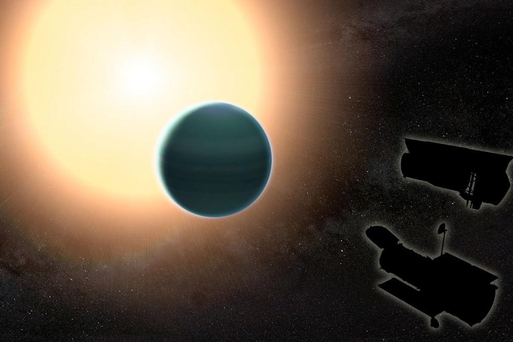 La bizzarra atmosfera di un pianeta extrasolare