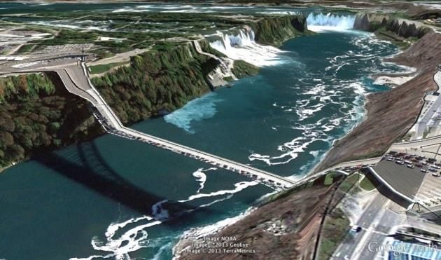 Quando Google Earth si sbaglia