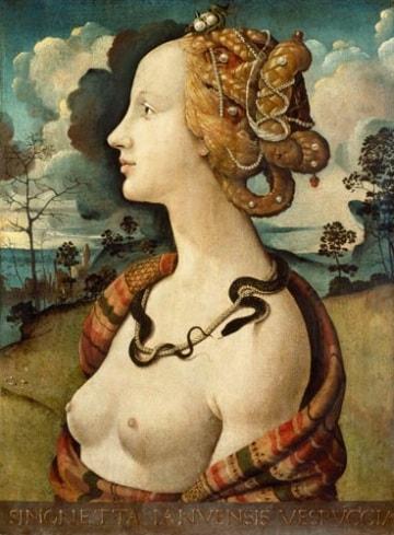 Come è cambiata la moda del seno nei secoli