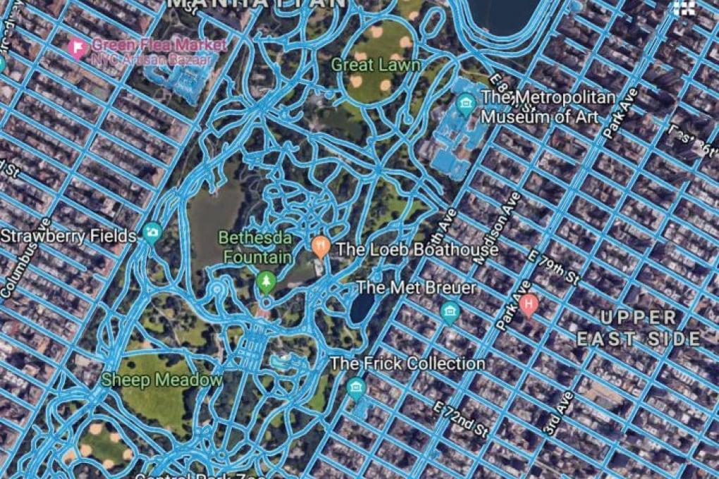 L'intelligenza artificiale produce mappe più accurate