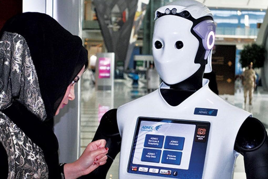 Dubai: la polizia arruola il primo robot