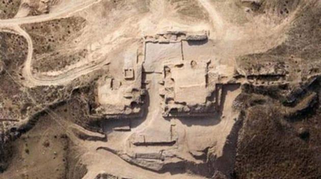 Prima della Cina: una piramide di 4.000 anni fa
