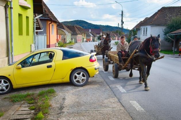 Musk: le auto tradizionali? I cavalli di domani