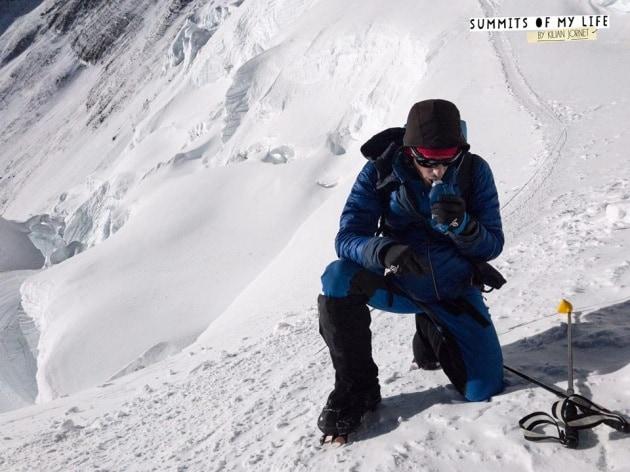 Kilian Jornet, l'alpinista più veloce del mondo