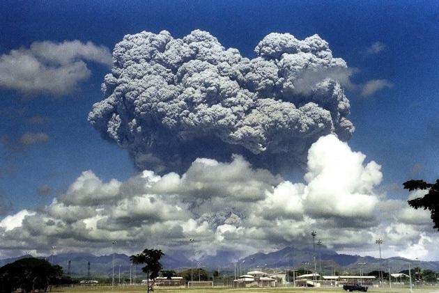 Eruzioni vulcaniche catastrofiche