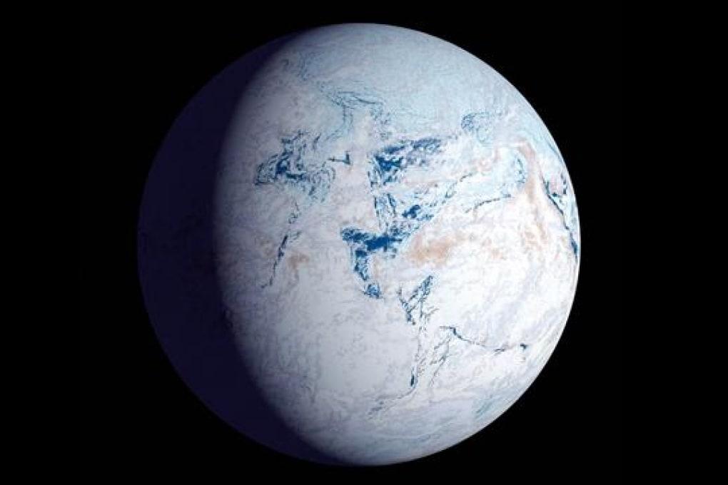 Le foreste, il carbone e la Terra palla di neve